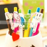 0.38mm A variety of cute cartoon animaL neutral pen gel pen School Gift