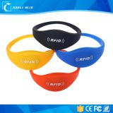 RFID Silicone Wristband Manufacturer