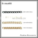 anodized aluminum chain
