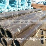 15CrMo (SCM415) 20CrMo(SCM418) hot rolled& cold drawn/rolled seamless steel pipe for machining