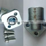 steel flange adapter for hydraulic gear pump