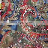 digital printing on different fabric