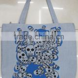 Fashion Lady popular cheap canvas cotton promotion bag