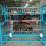 Automobile Spare Parts Storage Warehouse Stacking Rack