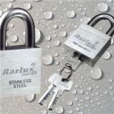 Stainless Steel Square Type Padlock