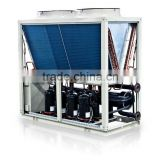 63kw heat recovery air cooled modular water chiller