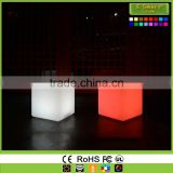RGB Color Changing Lighting LED Cube / Coloful Lighting LED Cube / Lighting Led Cube
