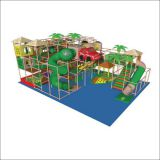 HLB-I17041 Children Indoor Play Structure Kids Fun Games
