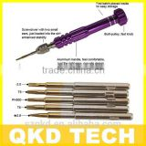 5 in 1 Screwdriver Set Mobile Phone Repair Equipment for iPhone 4 4s 5 5s 6