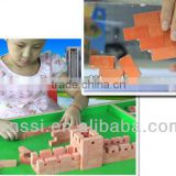 Educational Safe Brick <b>Building</b> Block <b>Toy</b>s