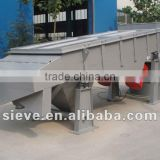 Fire-extinguish powder linear vibrating separator