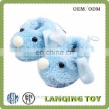 Cute Design Soft Child Slipper Plush Indoor Animal Kids Slippers