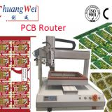 Automatic Routers for PCB Separation,PCB Routing Equipment - PCB depanelizer,CWD-3A