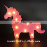 Hot selling LED Unicorn Night Light