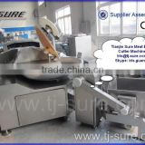 Industrial Meat Bowl Cutter Mixer Machine