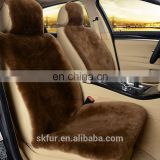 Factory wholesale multiple color leather car seat covers universal