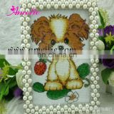 A8036 cross-stitch photograph frame home decoration photo picture frame