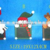 holiday items/ Christmas mini blackboard/ Christmas decoration