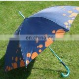 rpet advertisement eco-friendly promotional straight umbrella