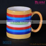 Customized ceramic tea cup