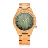 Hot sale fashion wooden watch, bamboo watch for sale