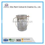 Wholesale Mercury Hanging Glass Candle Holder Insert