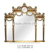 Home/hotel decorative furniture entrance table mirror