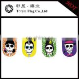 Wholesale Halloween Skull Bunting String Flag