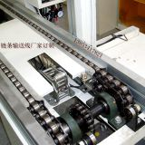 Stainless steel chain conveyor line