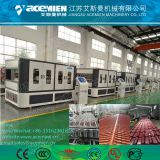 PVC/ASA corrugated tile sheet production line/glazed tile making machine