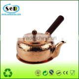 100% Copper Unique Handmade Craft Water Pot Health Kettle