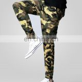 Custom military style jogging pants for men