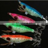 Glow in the Dark Squids Jigs Cuttlefish Saltwater Fishing Lures