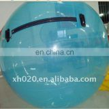 2012 latest design endless fun new craze blue inflatable walk on water ball wb031