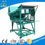 Small with powerful electric motors seeds sunflower winnowing machine