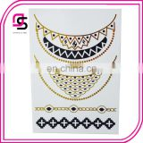In Stock Metallic Temporary Tattoos By Tattoos