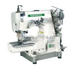 JY600-01CB High speed small <b>flat</b> bed interlock <b>sewing</b> <b>machine</b>