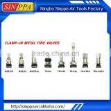 China Wholesale Custom Metal Tire Valve Stems