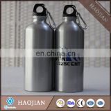 600ml aluminum waterbottles for sublimation printing,silver painting