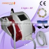 Tighten Skin E-light /rf/ Ipl Back Hair Removal Laser Beauty Machine Remove Diseased Telangiectasis