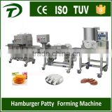 hot sale full automatic hamburger patty press processing machine                                                                         Quality Choice