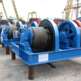 competitive price electric slow speed safety winch