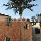 cheap artificial palm tree artificial coconut palm outdoor coconut with road light