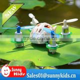 2015 NEW cheap 2.4G RC 4 Axis Mini drone M9911