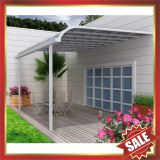 polycarbonate gazebo shelter,polycarbonate patio sunshade,outdoor polycarbonate canopy