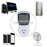 TS-1500 Electronic Energy Meter LCD Energy Monitor Plug-in Electricity Meter for US Plug Monitor