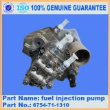PC220-8 excavator engine fuel injection pump 6754-71-1310