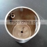factory made customed stainless steel crucible