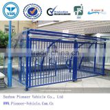 2014 best sold outdoor bike rack shelter/bike rack carport/ bicycle rack carport(ISO,TUV,SGS approved)