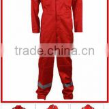 Pyrovatex Cotton EN11611 <b>Fire</b> <b>Resistant</b> Boilersuit Coverall